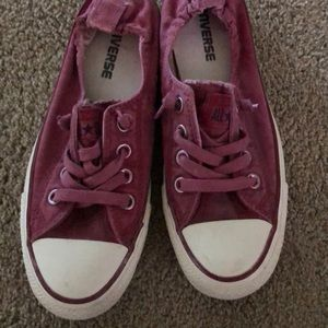 Converse  All Star Faded Red Size 7 US